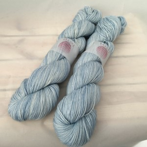 Sock 4ply Baby blue 32
