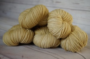 MERINO Aran Curry 14